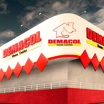 Demacol Home center